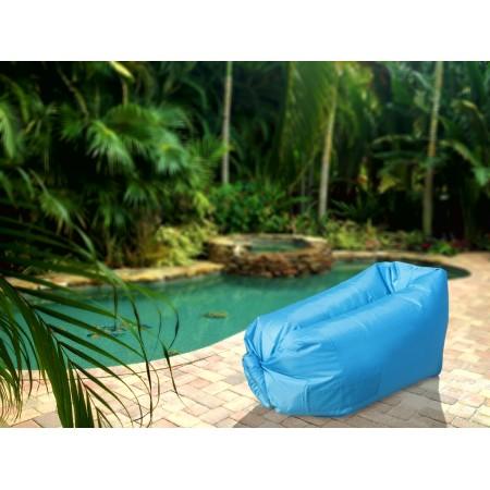 Надуваем диван (легло) за плаж и релакс