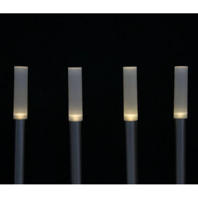 LED соларна лампа 4бр. комплект