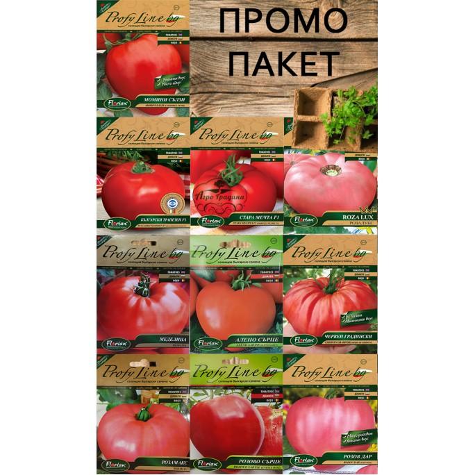 Пакет семена от български домати за Всеки Градинар