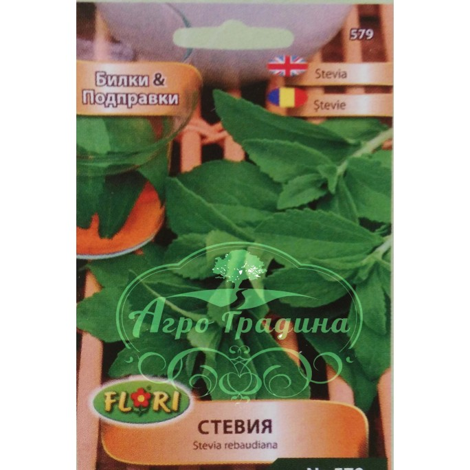 Стевия / Stevia rebaudiana