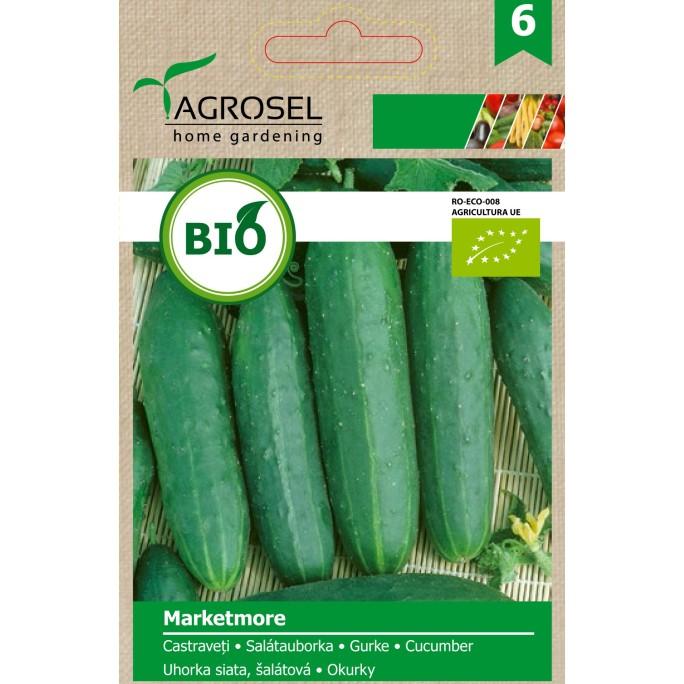 Био семена за късоплодни краставици