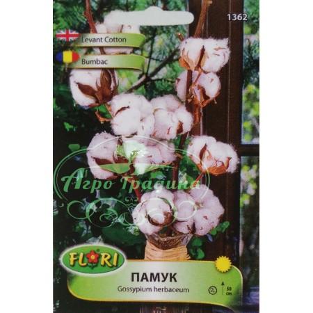 Бял памук / Gossypium herbaceum