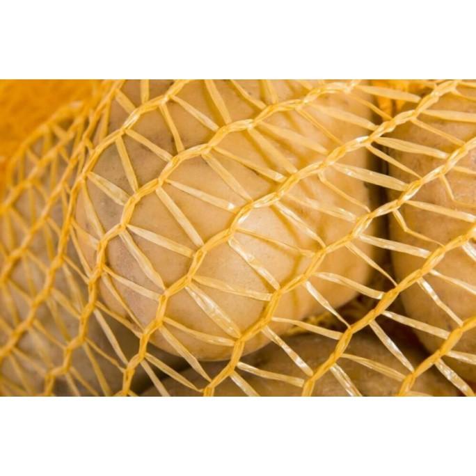 Плетени чували, гаци (рашел) за картофи и лук - 43 / 63 см ( 20кг )